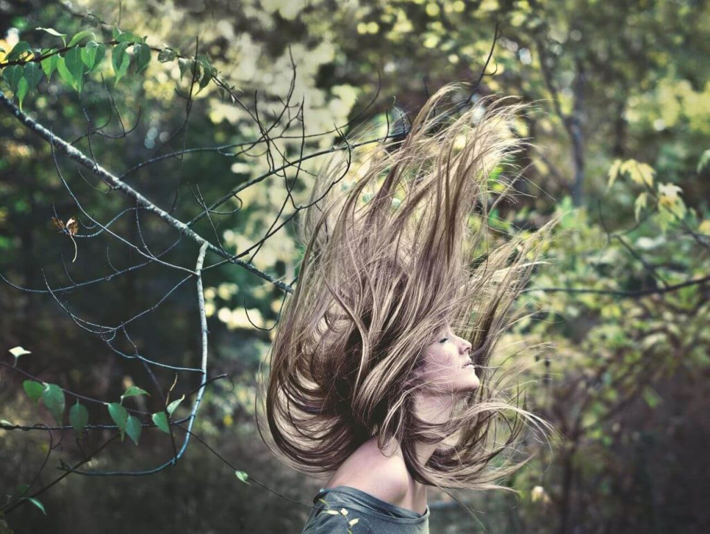 Olivea Olivenöl Haare